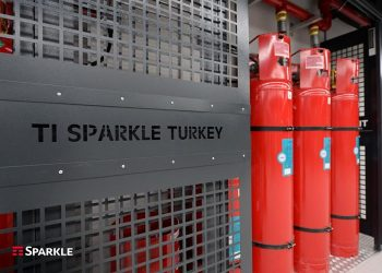 Sparkle expanded the first green data center in Turkey