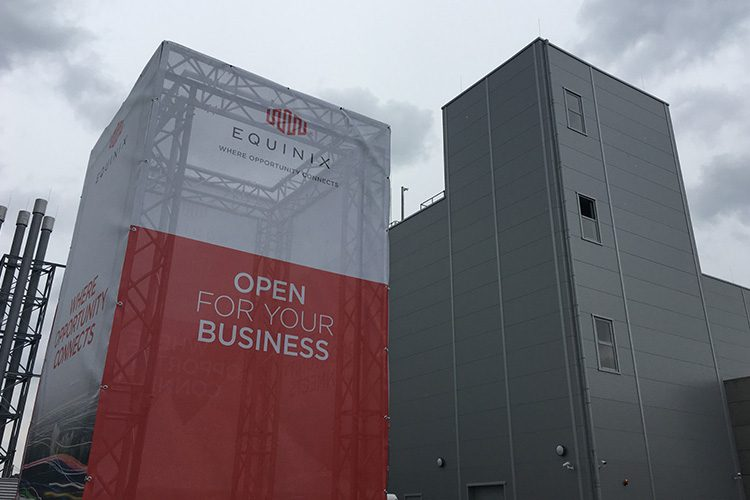 Zoom expands with Equinix data centers
