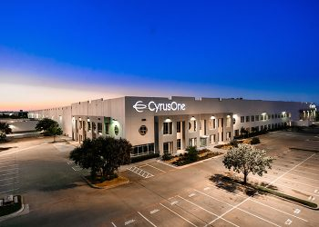 CyrusOne started constructing of its data center in Iowa