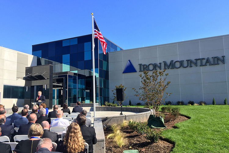 Iron Mountain to expand its Northern Virginia data center