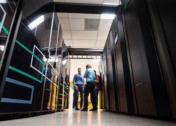 HPE and NREL collaborated for sustainability and more efficient data centers