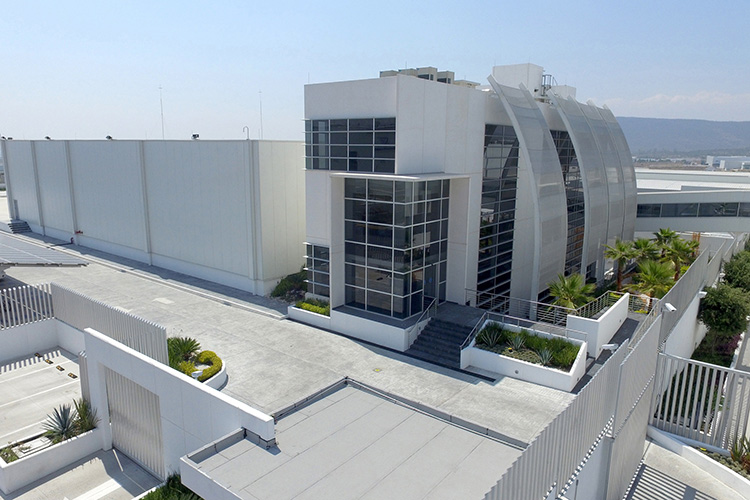 Equinix bought 3 data centers in Mexico