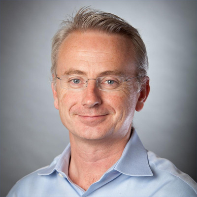 Bill Fathers, Chairman and CEO of Cologix