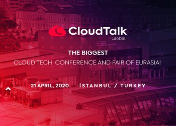 The largest cloud technology organization of Eurasia CloudTalk Global 2020 will be held in Turkey