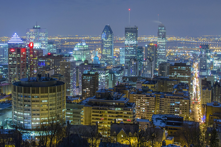 Zayo opens new wavelength route connecting Montreal to Albany