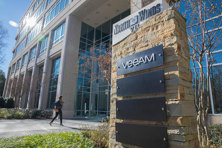 Insight Partners to buy Veeam Software