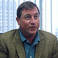 Chris Crosby, CEO of Compass Datacenters