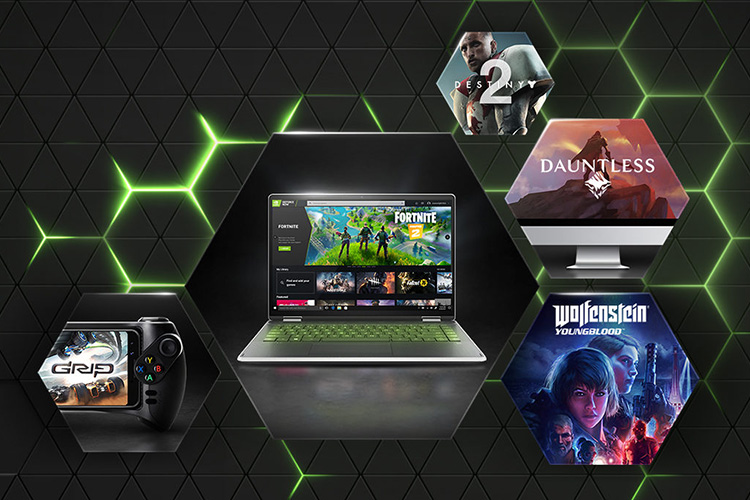 Nvidia joins the cloud gaming arena