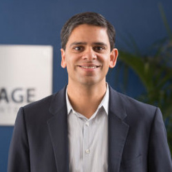 Vantage Data Centers President and CEO Sureel Choksi