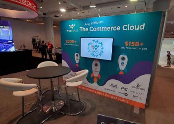 Webscale wins Best Cloud Hosting Provider and Most Promising Startup awards