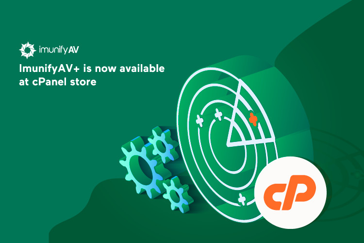 ImunifyAV+ is now available at cPanel Store