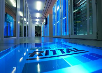 Rittal partnered with ZutaCore for efficient data center cooling solutions