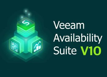 Veeam launched its new suite v10