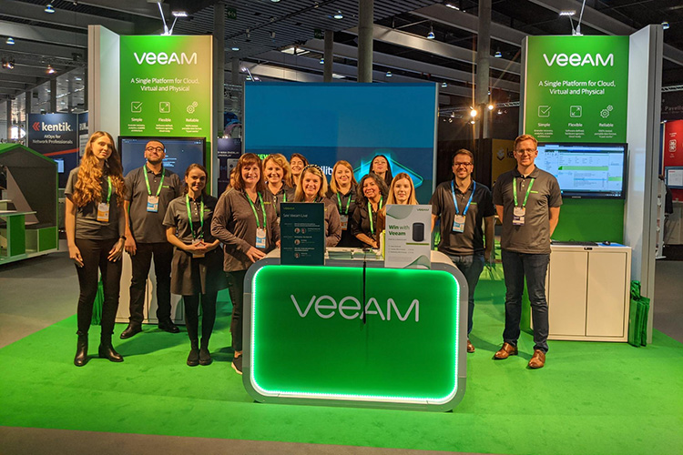 Insight Partners completes acquisition of Veeam for $5 billion