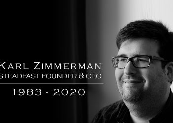 Steadfast CEO Karl Zimmerman passed away