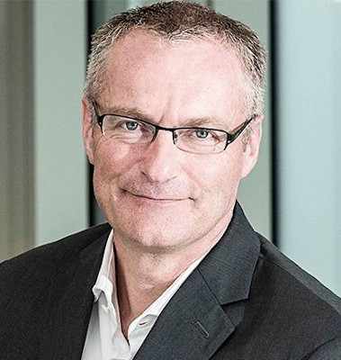 Dave Funnell, VMware's Sub-Saharan Africa cloud provider manager