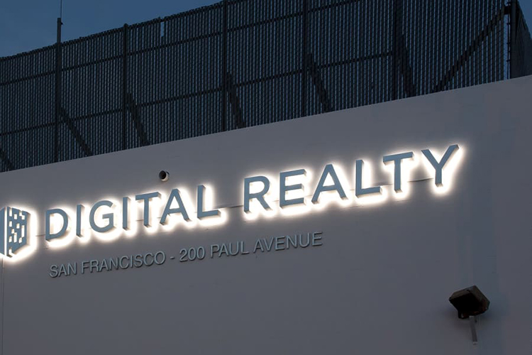 Digital Realty opens a colocation data center in Dublin