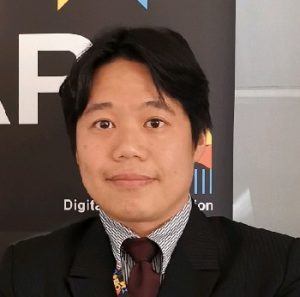 Sam Lin, Product Manager of QNAP