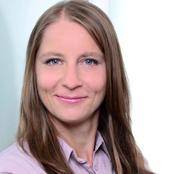 Antje Tauchmann, Head of Marketing at maincubes
