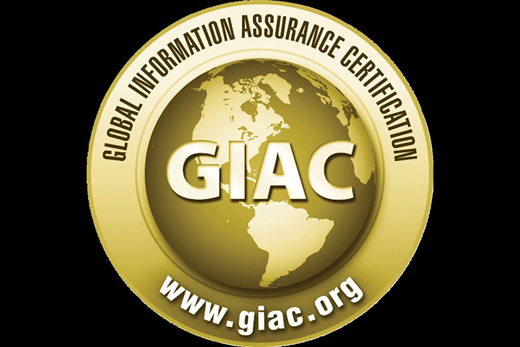 GIAC launches new cyber security certification