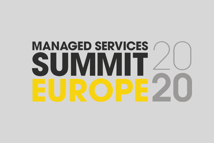 European Managed Services Summit 2020's new date is 29th October