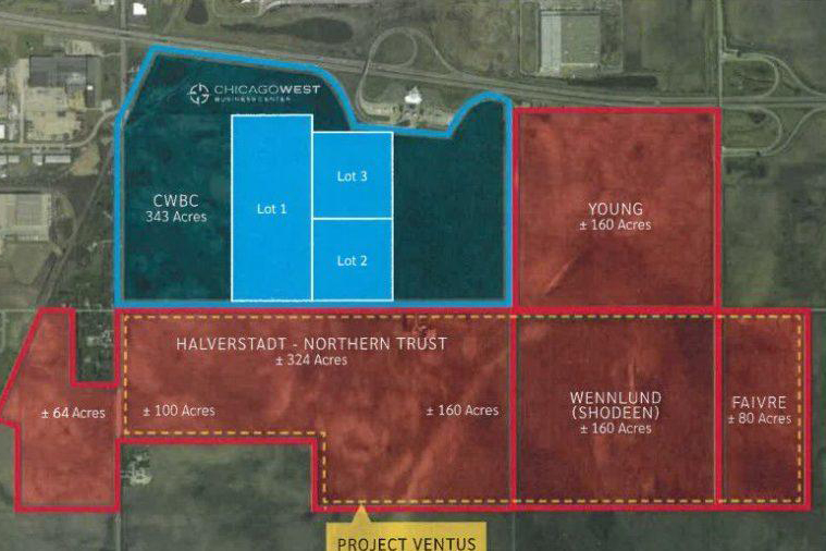 Ventus data center's rezoning was approved
