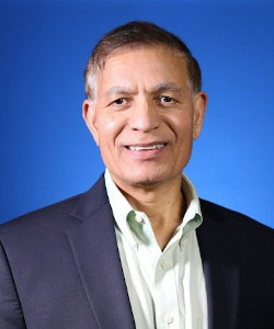 Jay Chaudhry, Chairman and CEO of Zscaler,