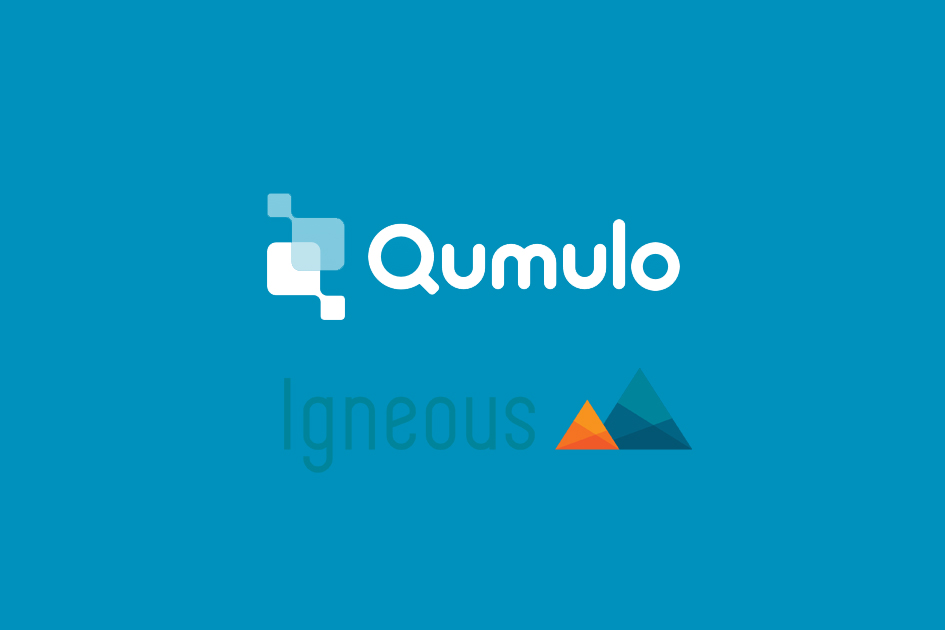 Igneous and Qumulo expands their partnership