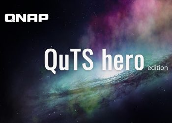 QNAP introduced ZFS-based QuTS hero NAS operating system