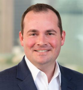 Ryan Sullivan, SVP of Landmark's Digital Infrastructure division,