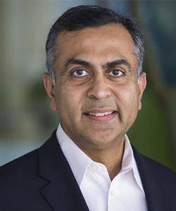 Ajay Patel, senior vice president and general manager, cloud provider software business unit at VMware