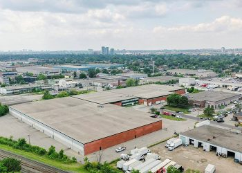 Compass Datacenters purchased land for the Toronto campus