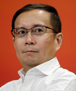 Daniel Zhang, Chairman and Chief Executive Officer of Alibaba Group