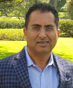 Manish Vyas, President, Communications, Media and Entertainment Business, and the CEO, Network Services, Tech Mahindra
