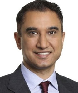 Pankaj Sharma, Executive Vice President of the Secure Power Division at Schneider Electric
