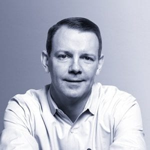 Patrick Morley, general manager and senior vice president, Security Business Unit, VMwar