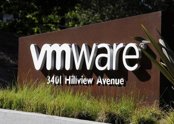 VMware reports first quarter results