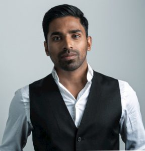 Aroosh Thillainathan, CEO of Northern Data AG