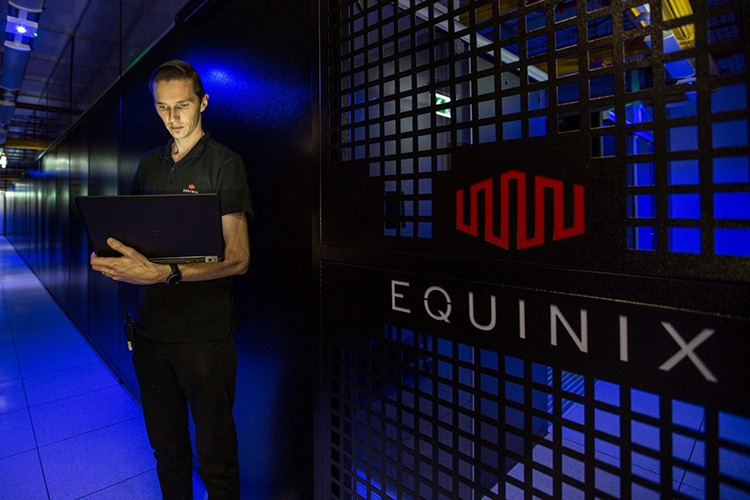 Equinix acquires 13 Bell data centers for $750 million