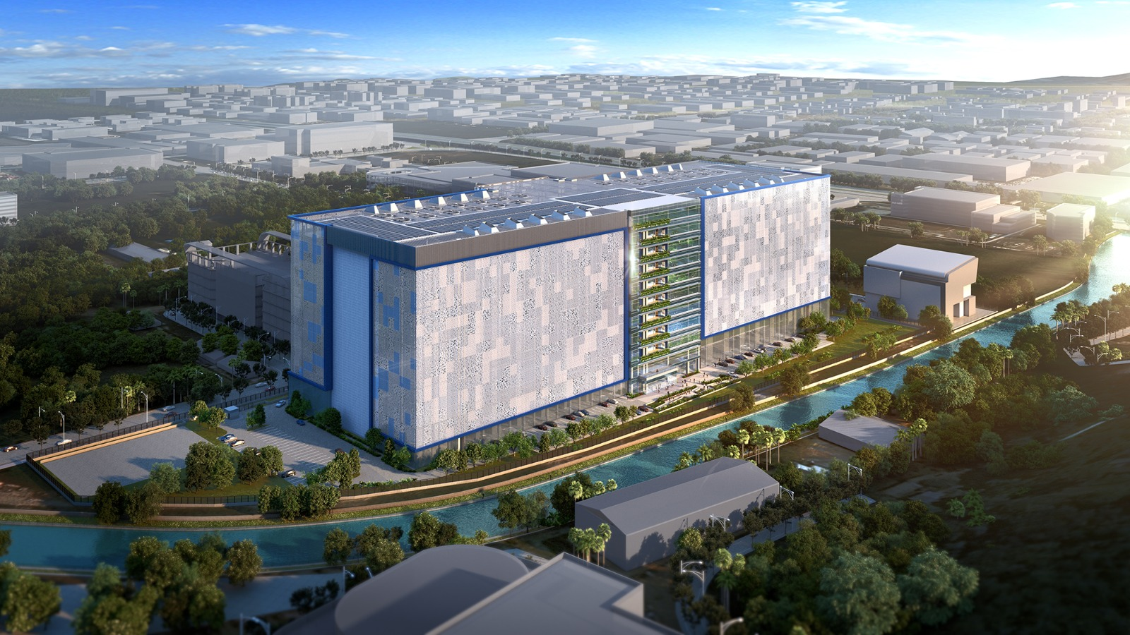 Facebook and Nanyang Technological University starts the pilot education for data centers
