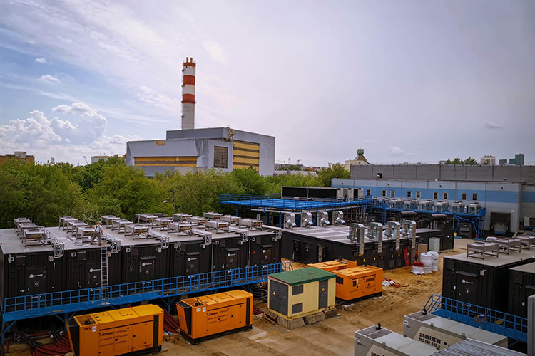 IXcellerate to increase Moscow Data Center Campus power capacity to 26MW