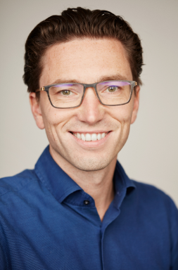 Jonas Dhaenens, CEO of team.blue