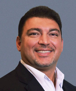 Kamran Amini, Vice President and General Manager of Server, Storage and Software Defined Infrastructure, Lenovo Data Center Group