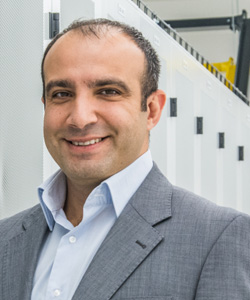 Murat Bayhan, founder and CEO of 3W Infra