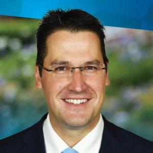 Senator Zed Seselja, Assistant Minister for Finance, Charities, and Electoral Matters