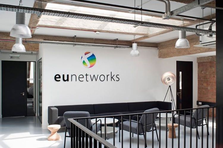 euNetworks secures €250M investment