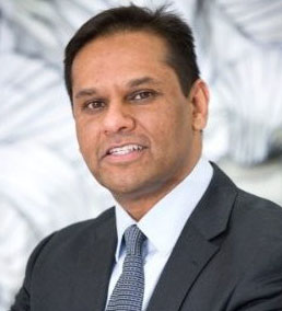 Aamir Hussain, Verizon Business' senior vice president of Business Products
