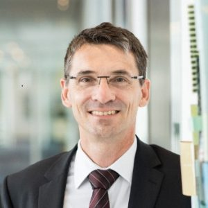Bernd Leukert, Chief Technology, Data and Innovation Officer and Member of the Management Board,