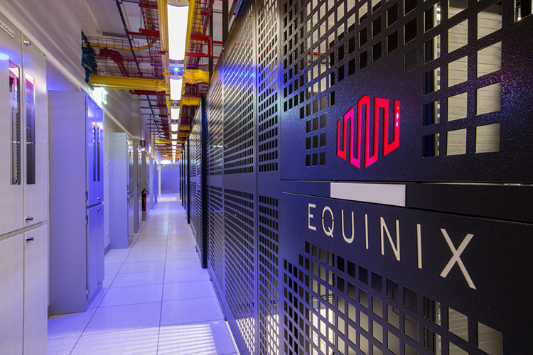 Equinix expands Hong Kong data center