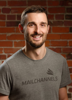 Ken Simpson, Co-Founder & CEO of MailChannels